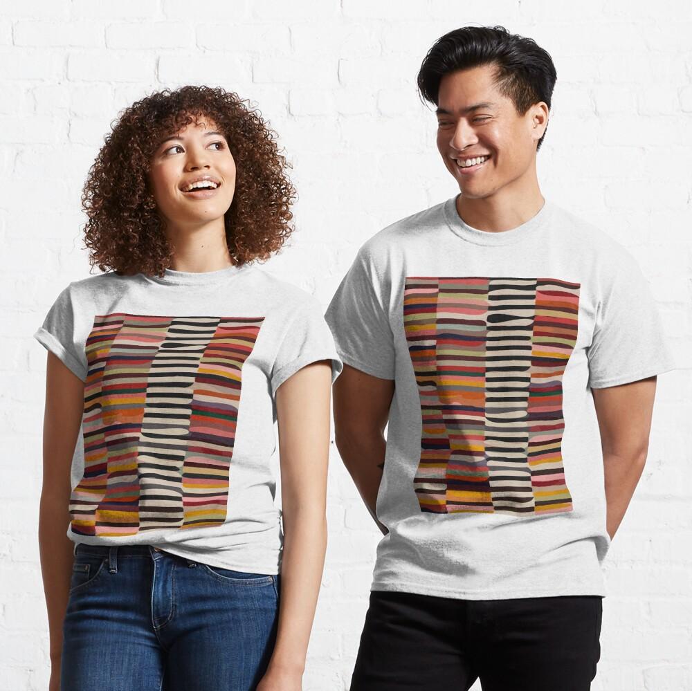 Etchnic Scandinavian Pattern Classic T-Shirt