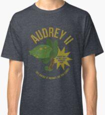 Audrey II Retro Advertisement- Little Shop  Classic T-Shirt