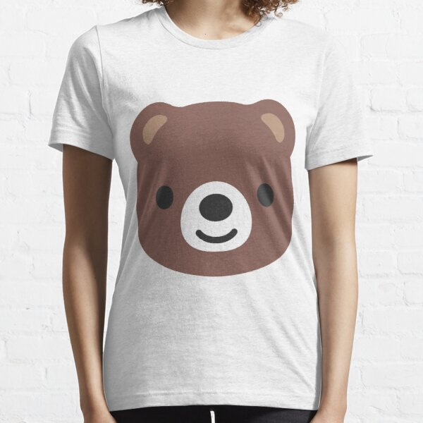 Bear face emoji Essential T-Shirt