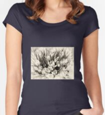 Once upon a summertime Women's Fitted Scoop T-Shirt