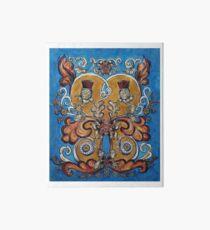 comlongon heraldry Art Board