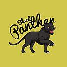 « Black Panther » par Astrono