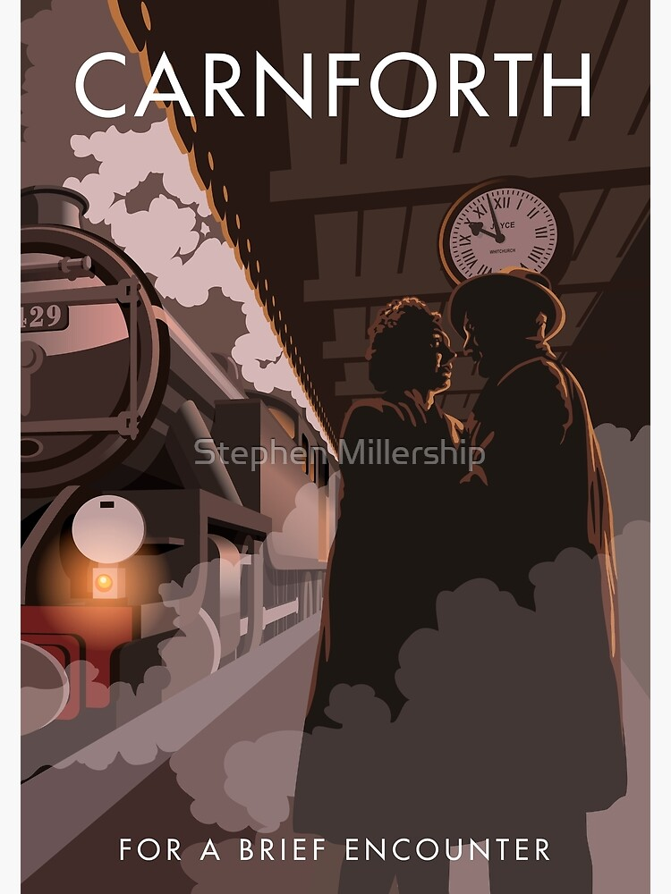 Brief Encounter Carnforth Station by smillership