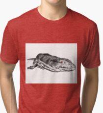 Savannah Monitor Tri-blend T-Shirt