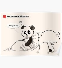True Love's Dilemma Poster