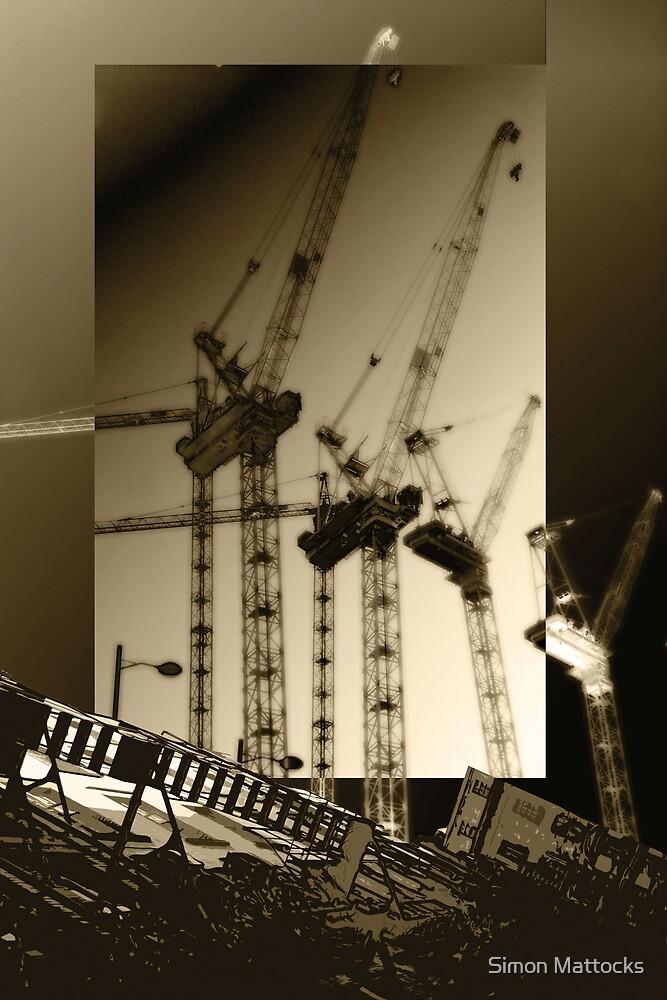 Builders of Manchester by Simon  Mattocks