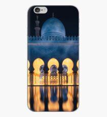 Sheikh Zayed Grand Mosque Abu Dhabi iPhone Case