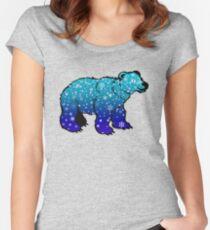 Polar Bear Women's Fitted Scoop T-Shirt