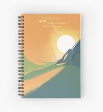 Dune The Spice must flow Spiral Notebook