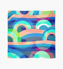 Marine abstraction Scarf