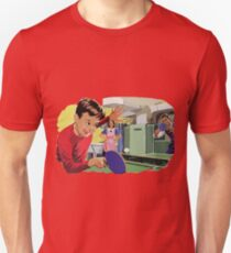 Retro Table Tennis Family T-Shirt