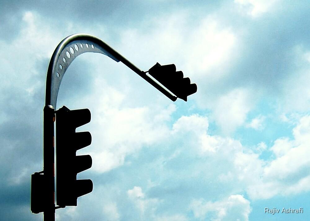 Traffic Light by Rajiv Ashrafi