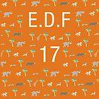 Pattern EDF 17 Darjeeling Limited & Hotel Chevalier by bonieiji