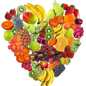Fruit Heart by connor95