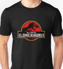 Billy and the Cloneasaurus Simpsons T-Shirt