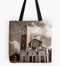 St Boniface Church, Tooting, SW17, London Tote Bag