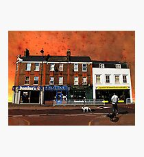 Mixed Blessings, Tooting, SW17, London Photographic Print