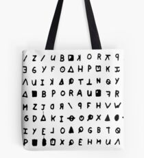 Zodiac killer  Tote Bag