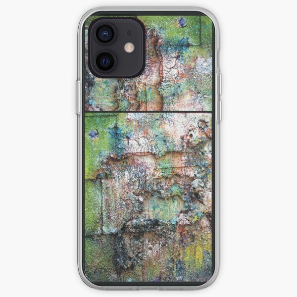 Paintball Abstract iPhone Soft Case