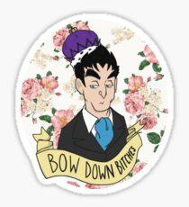 King of Gotham Sticker