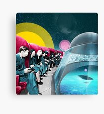 RC Invaders Canvas Print