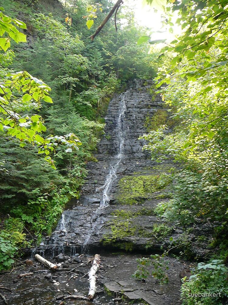 Waterfall by suebankert