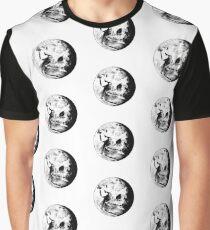 Earth Globe Graphic T-Shirt