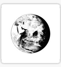 Earth Globe Sticker