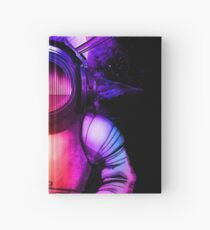 Music in space Hardcover Journal