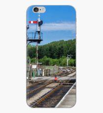 Levisham Station iPhone Case