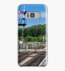 Levisham Station Samsung Galaxy Case/Skin