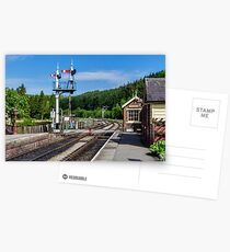 Levisham Station Postcards