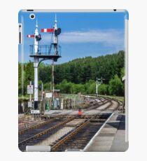 Levisham Station iPad Case/Skin