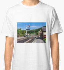 Levisham Station Classic T-Shirt