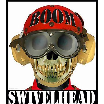 Swivelhead Boom by Kowulz