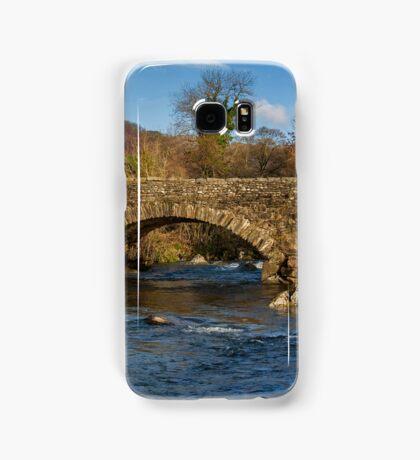Packhorse Bridge River Duddon Samsung Galaxy Case/Skin