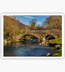 Packhorse Bridge River Duddon Sticker