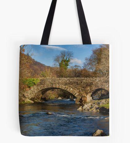 Packhorse Bridge River Duddon Tote Bag