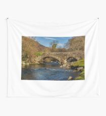 Packhorse Bridge River Duddon Wall Tapestry