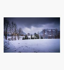Mariazell, Austria Photographic Print