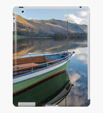 Sailing on Ullswater iPad Case/Skin