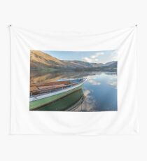 Sailing on Ullswater Wall Tapestry