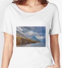 Wastwater Lake District Women's Relaxed Fit T-Shirt