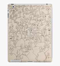 Worm Peoples iPad Case/Skin