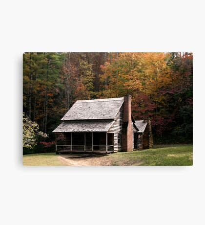 Henry Whitehead Place II Canvas Print