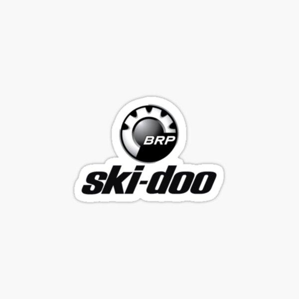 Autocollant Ski-Doo Logo Sticker