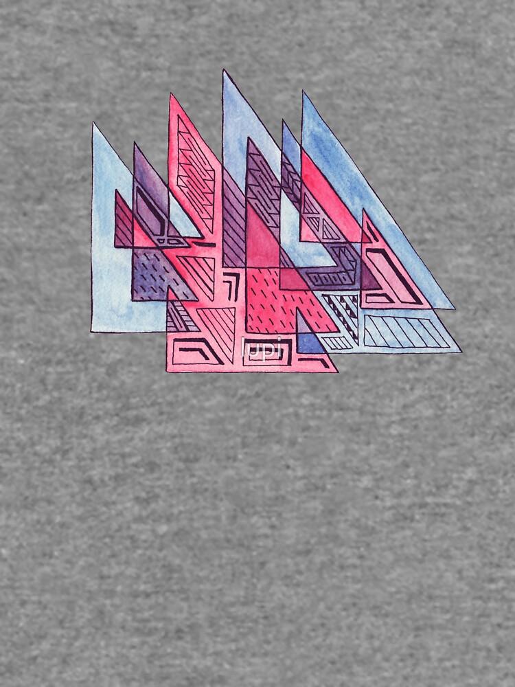 Triangulation by lupi