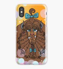 Beast in the Bathtub iPhone Case/Skin