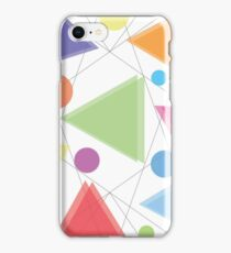 Geometry Style iPhone Case/Skin