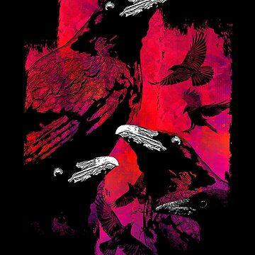 The Raven by moncheng